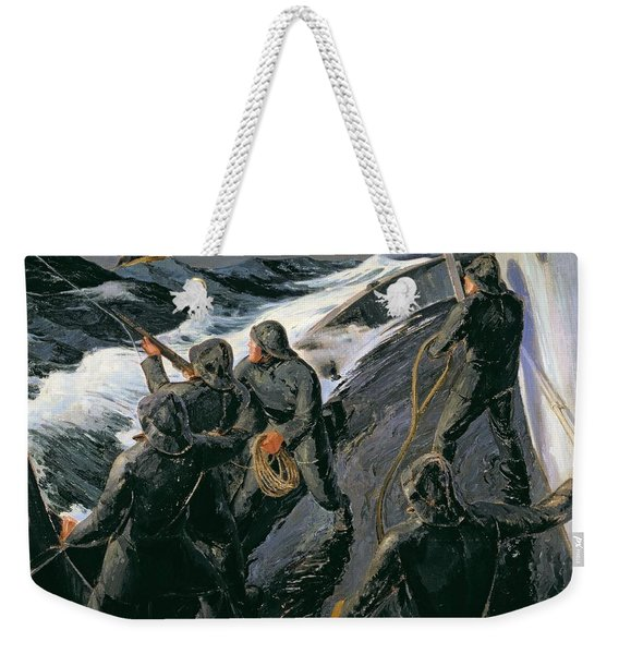 Rescue Weekender Tote Bag