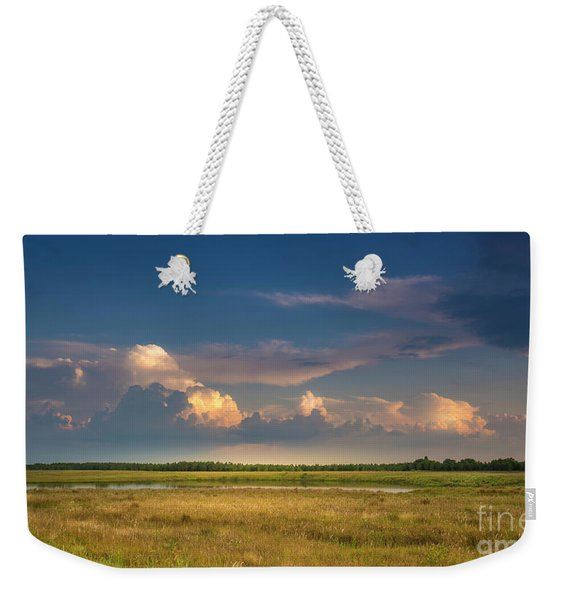 Restless Land Weekender Tote Bag