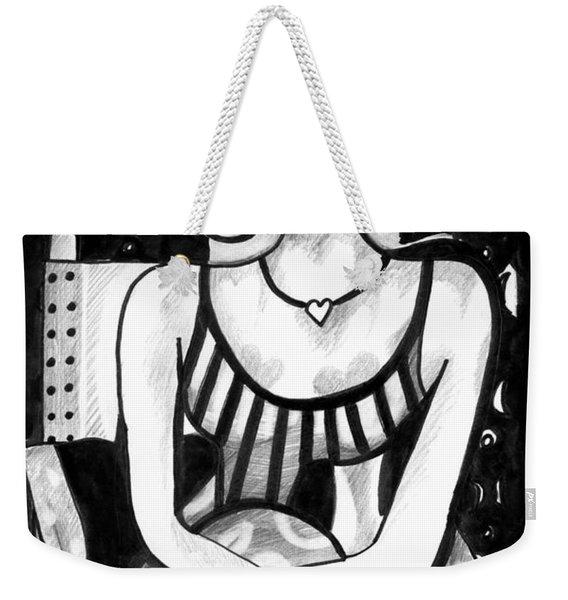 Rethinking Matisse Weekender Tote Bag