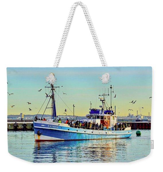 Return Weekender Tote Bag
