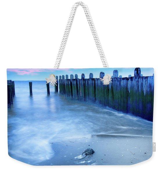 Return To The Bay Weekender Tote Bag