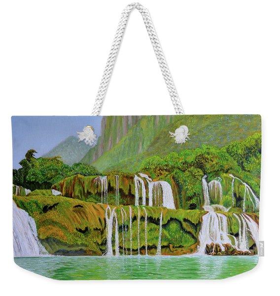 Returned To Paradise Weekender Tote Bag