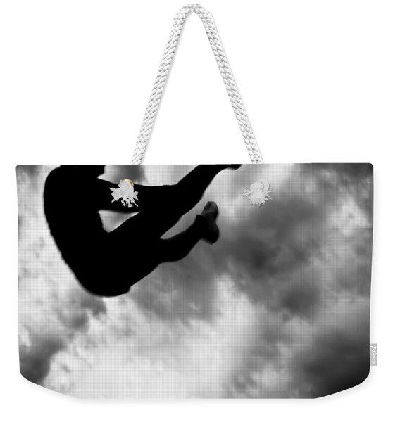 Returning To Earth Weekender Tote Bag