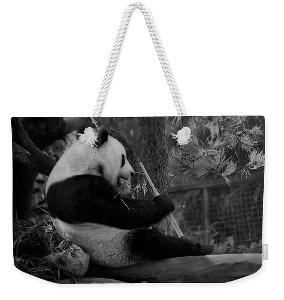 Revel In Bamboo Weekender Tote Bag