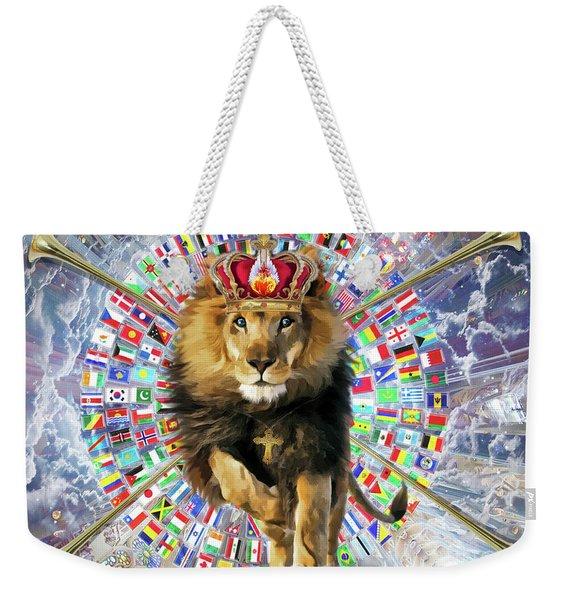 Revelation 5 5 Weekender Tote Bag