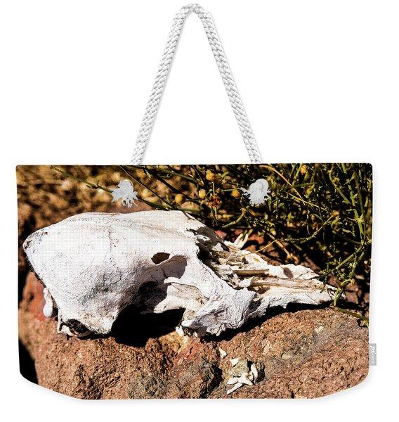 Reversal Of Fortune Weekender Tote Bag