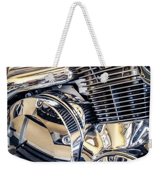 Revved Weekender Tote Bag