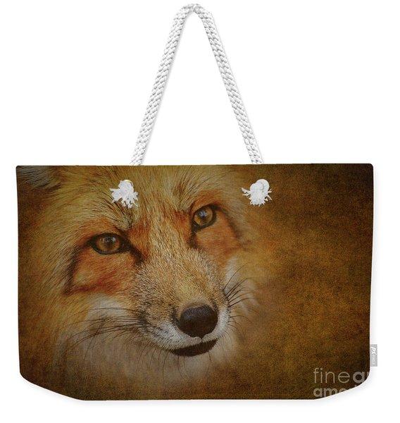 Reynard The Fox Weekender Tote Bag