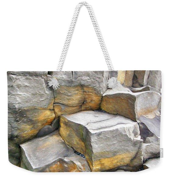 Reynisfjara Beach Weekender Tote Bag