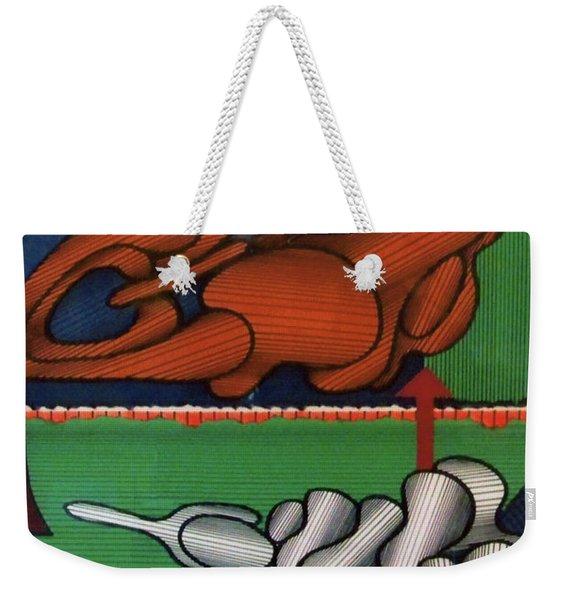 Rfb0103 Weekender Tote Bag