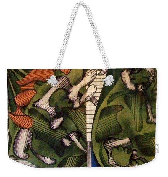 Rfb0105 Weekender Tote Bag