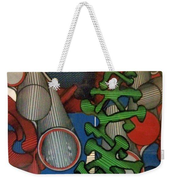 Rfb0107 Weekender Tote Bag