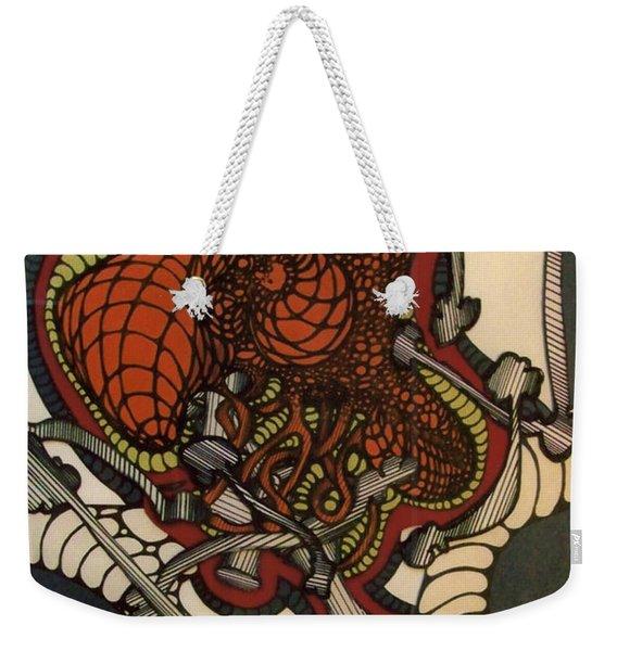 Rfb0109 Weekender Tote Bag