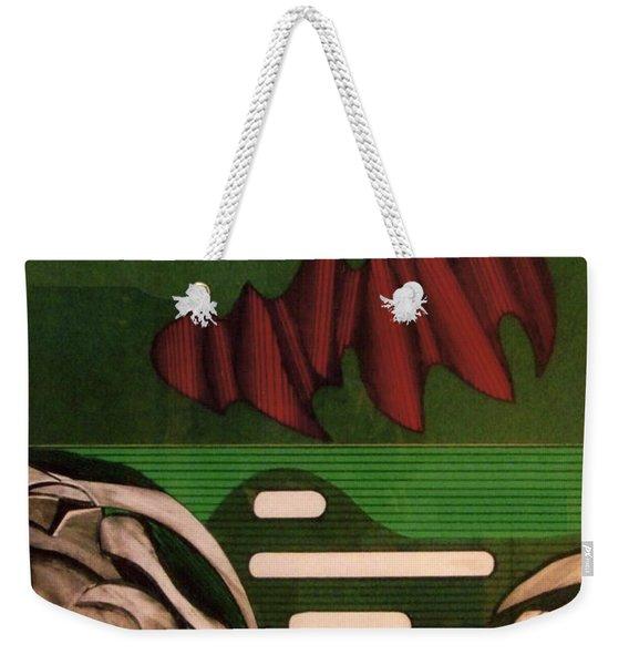 Rfb0110 Weekender Tote Bag