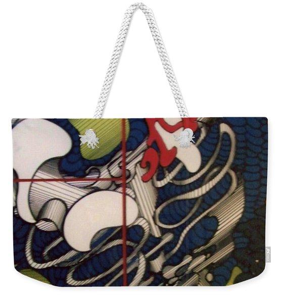 Rfb0112 Weekender Tote Bag
