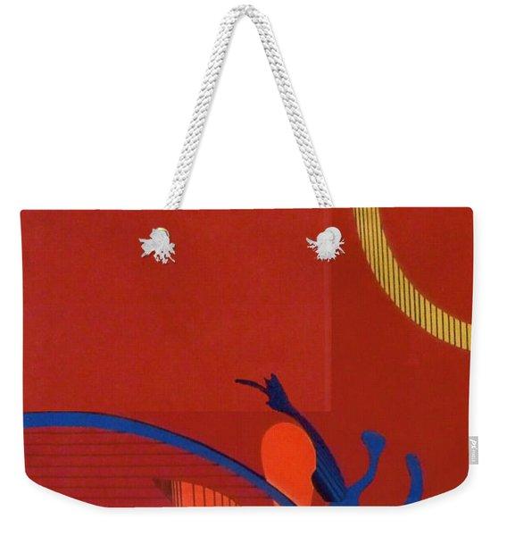 Rfb0118 Weekender Tote Bag