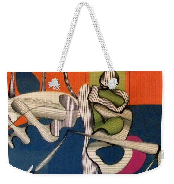 Rfb0122 Weekender Tote Bag