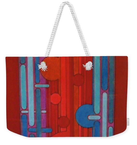 Rfb0125 Weekender Tote Bag