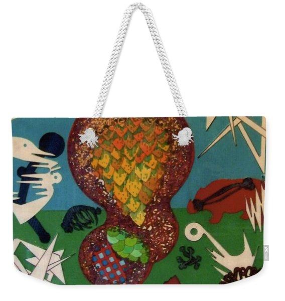 Rfb0126 Weekender Tote Bag