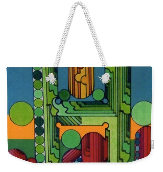 Rfb0128 Weekender Tote Bag