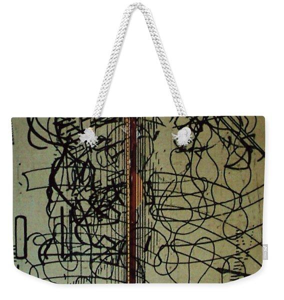 Rfb0203 Weekender Tote Bag