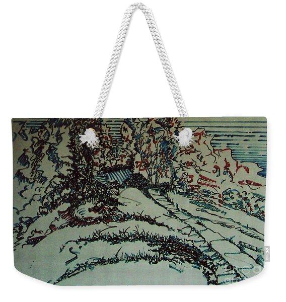 Rfb0205 Weekender Tote Bag