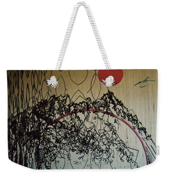 Rfb0208 Weekender Tote Bag