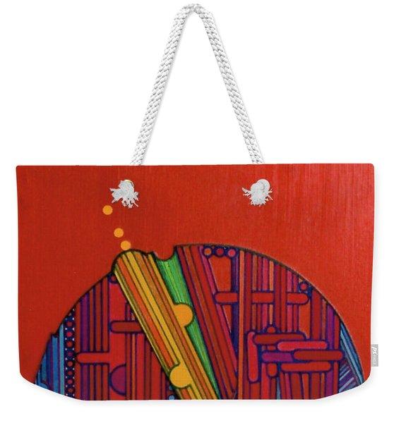 Rfb0302 Weekender Tote Bag