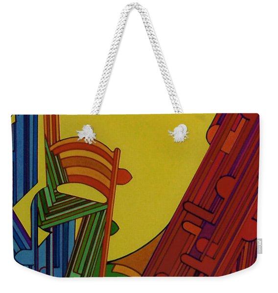 Rfb0303 Weekender Tote Bag