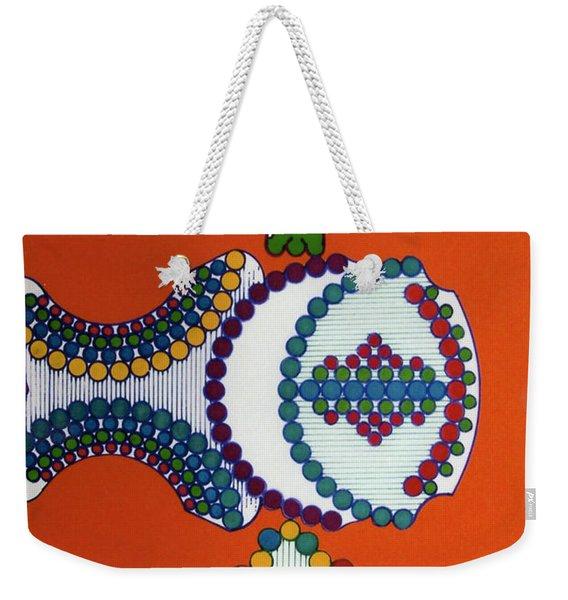 Rfb0402 Weekender Tote Bag