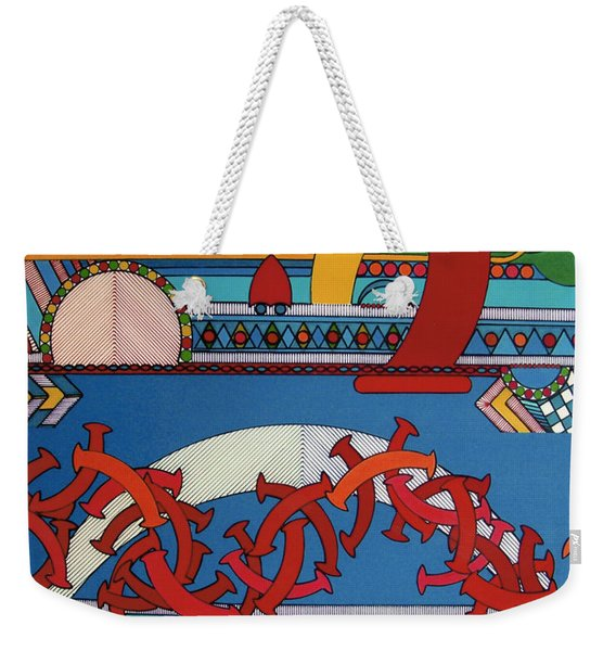 Rfb0403 Weekender Tote Bag