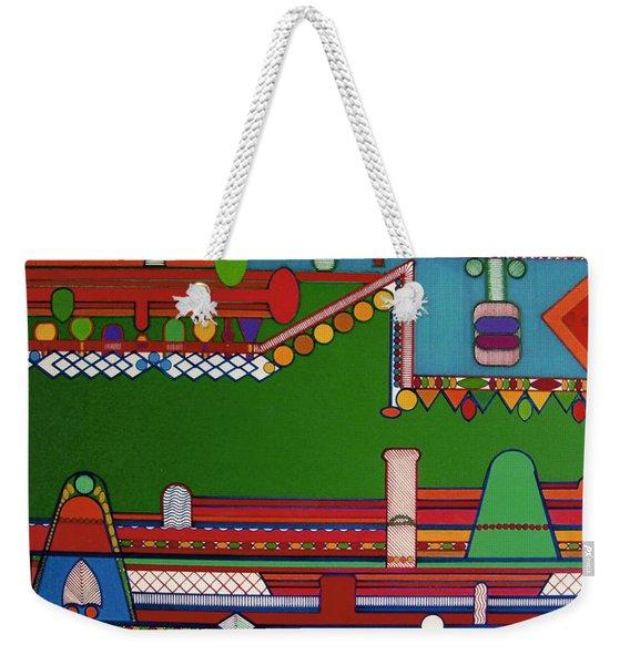 Rfb0404 Weekender Tote Bag