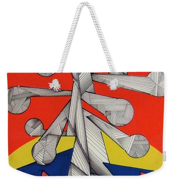 Rfb0501 Weekender Tote Bag