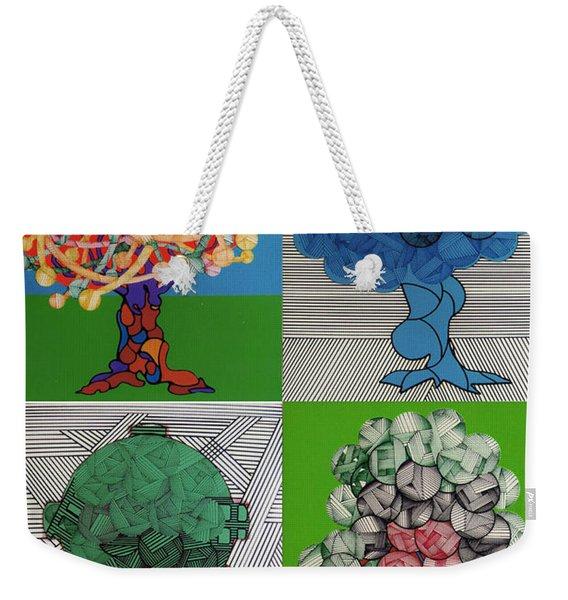 Rfb0502-0505 Weekender Tote Bag