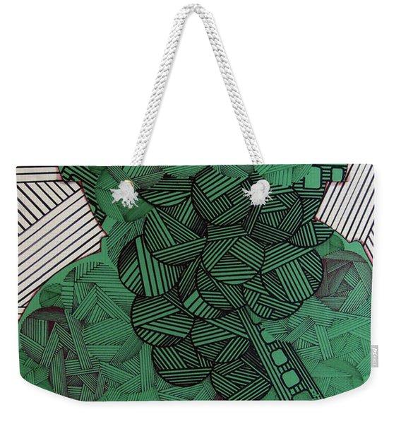 Rfb0502 Weekender Tote Bag