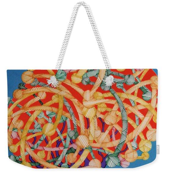 Rfb0504 Weekender Tote Bag