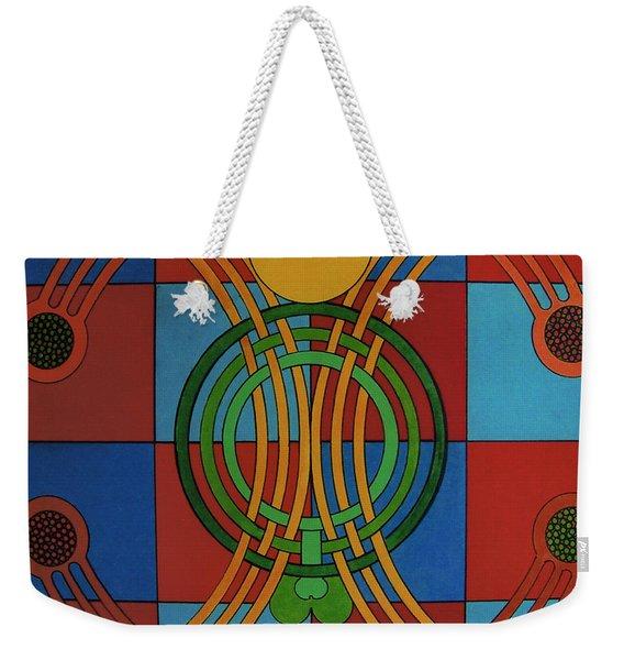 Rfb0705 Weekender Tote Bag