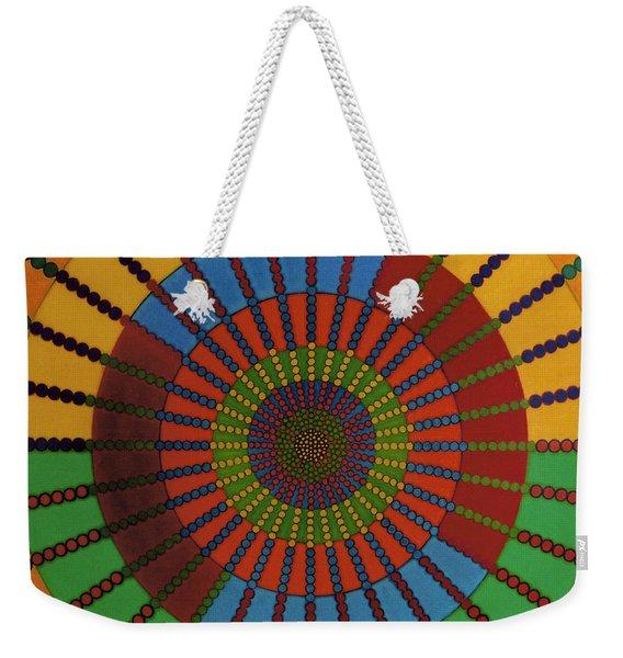 Rfb0707 Weekender Tote Bag