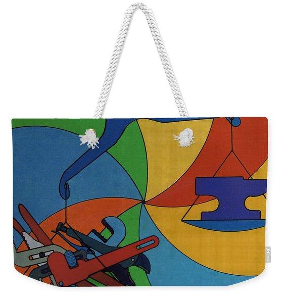 Rfb0924 Weekender Tote Bag