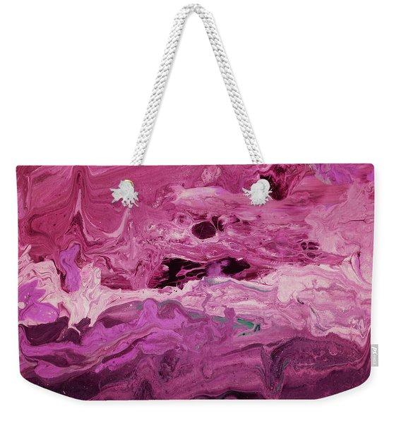 Rhapsody 2- Art By Linda Woods Weekender Tote Bag