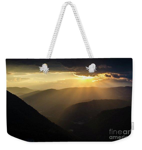Rhodope From Eagle Eye 4553 Weekender Tote Bag
