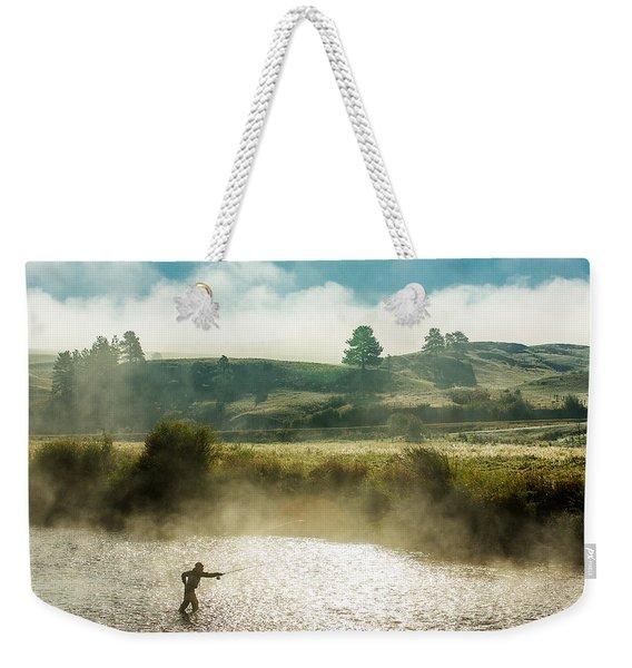 Rhythm And Grace Weekender Tote Bag