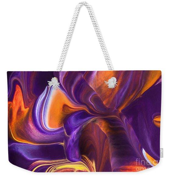 Rhythm Of My Heart Weekender Tote Bag