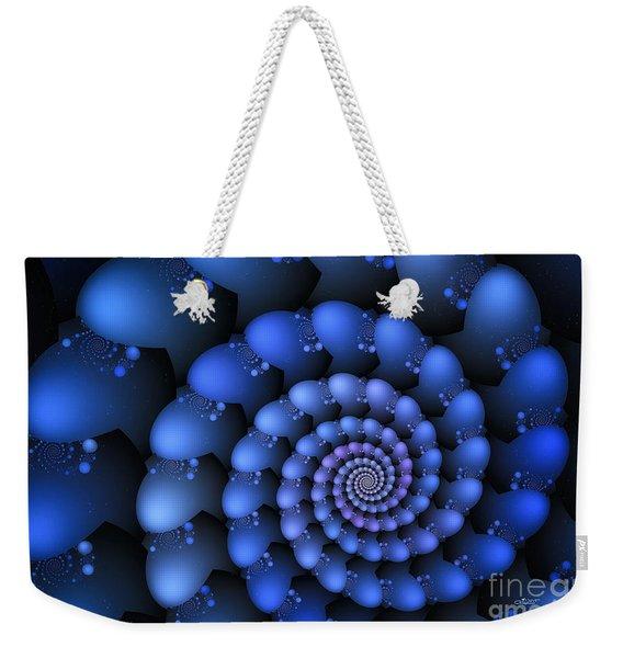 Rhythm Of The Night Weekender Tote Bag