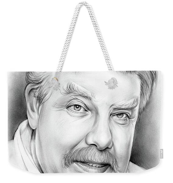 Richard Griffiths Weekender Tote Bag