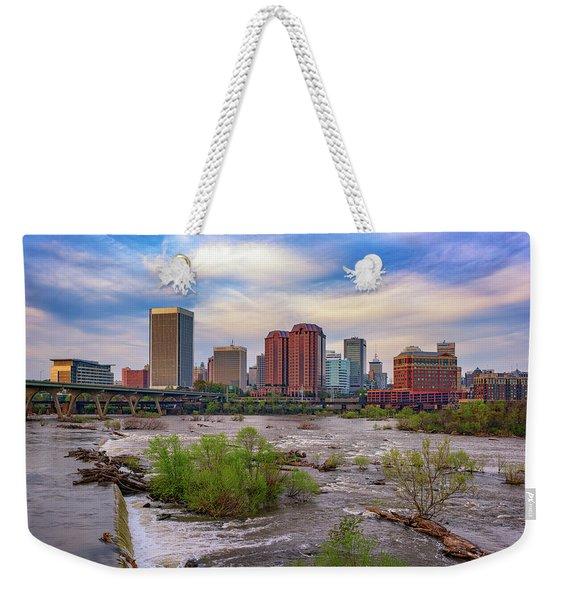 Richmond Skyline Weekender Tote Bag