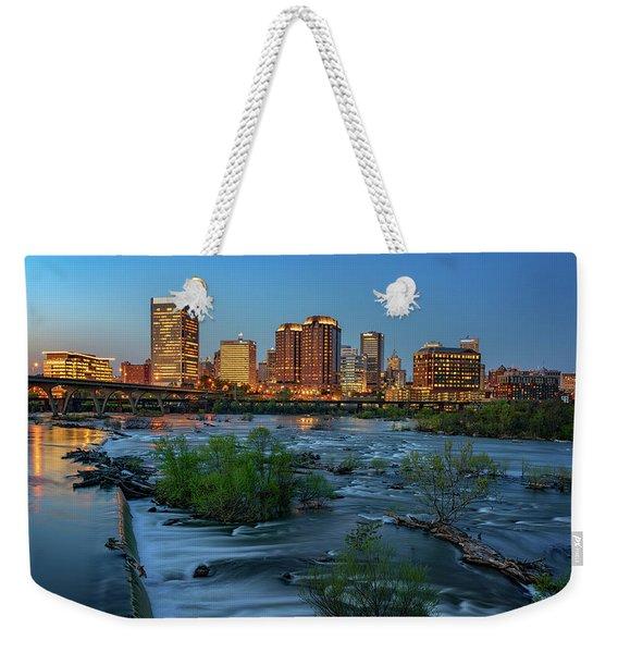 Richmond Twilight Weekender Tote Bag