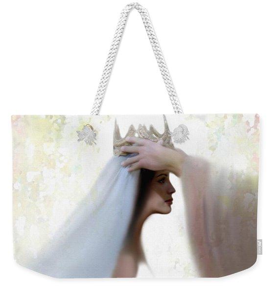 Righteous Crown Weekender Tote Bag