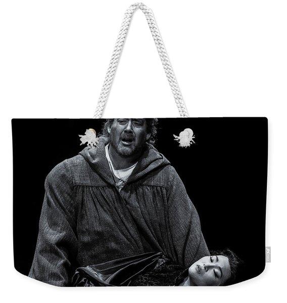 Rigoletto Pieta Weekender Tote Bag
