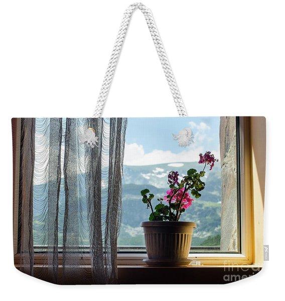 Rila Mountains-flowers Weekender Tote Bag